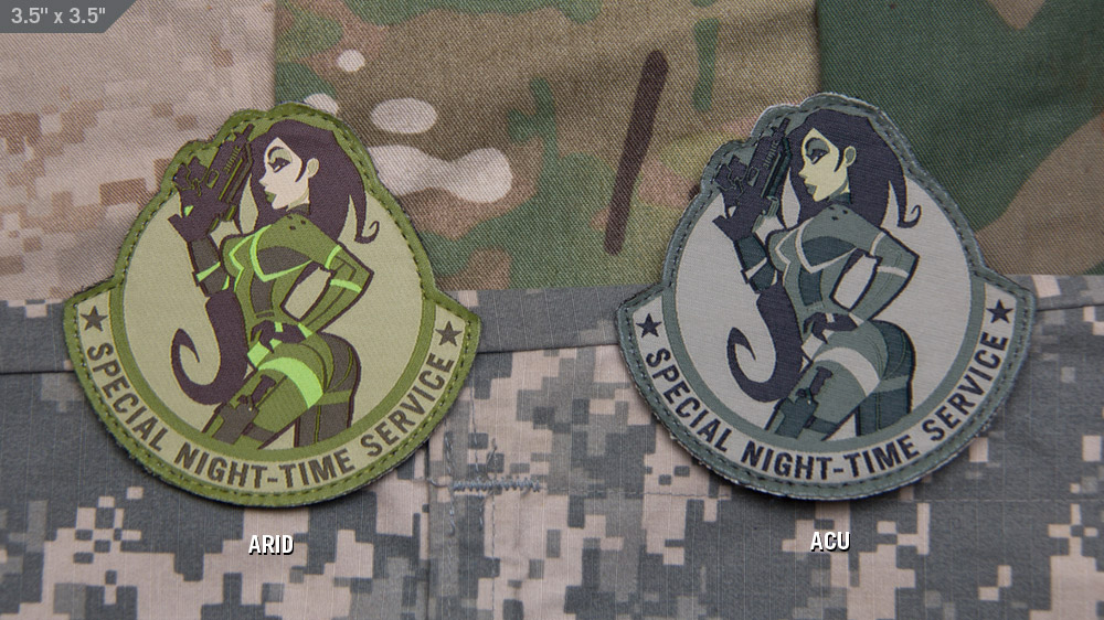MSM Special Night Patch