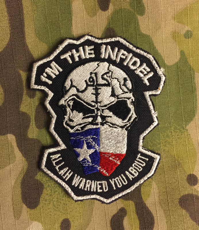 LaPatcheria I'm The Infidel Patch