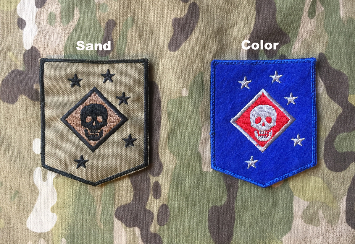 LaPatcheria Marine Raider Patch
