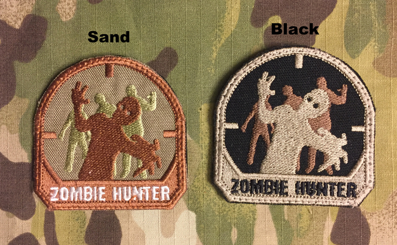 LaPatcheria Zombie Hunter Patch