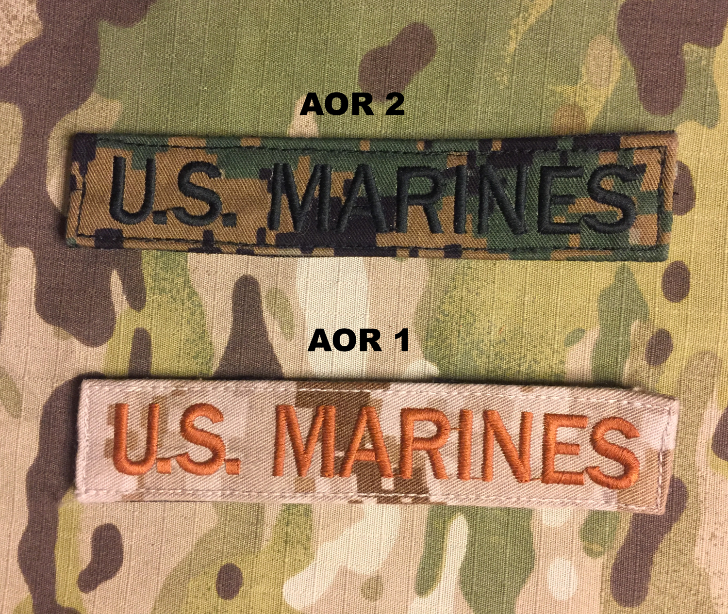 LaPatcheria US.MARINES Tape Patch