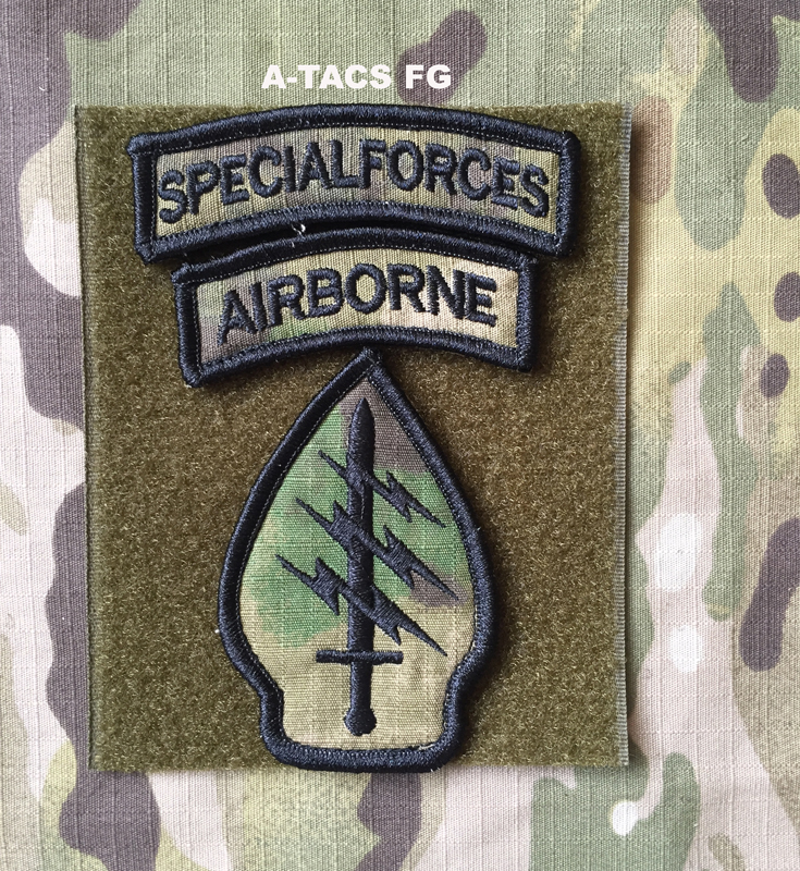 YJPF Special Force Patch