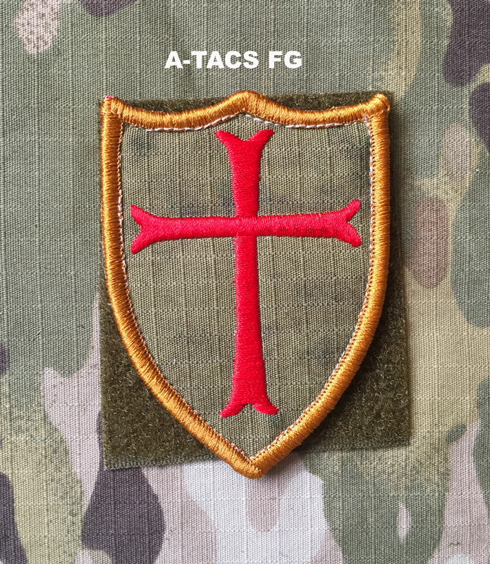 YJPF Crusader Shield ver.1 Patch