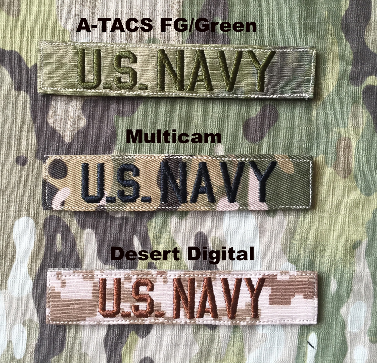 YJPF US.NAVY Tape Patch