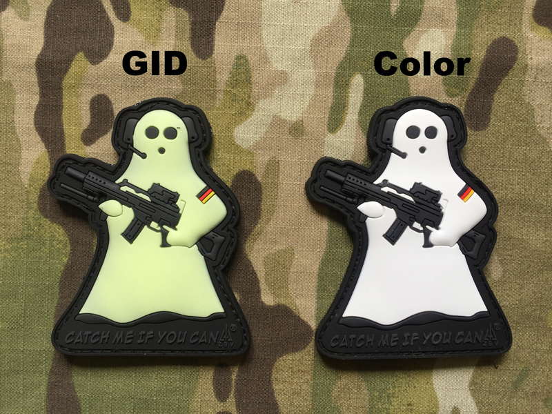 JTG CMIYC Ghost Sniper PVC Patch