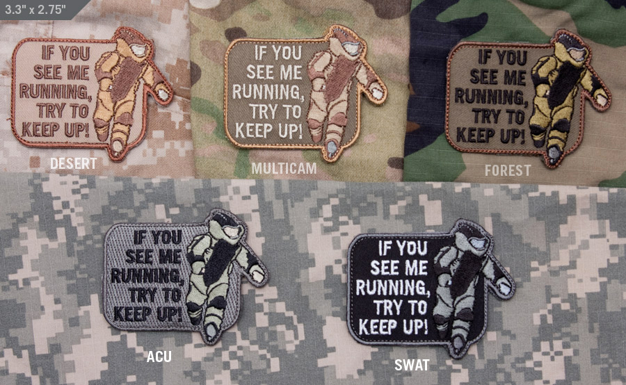 MSM EOD Running Patch