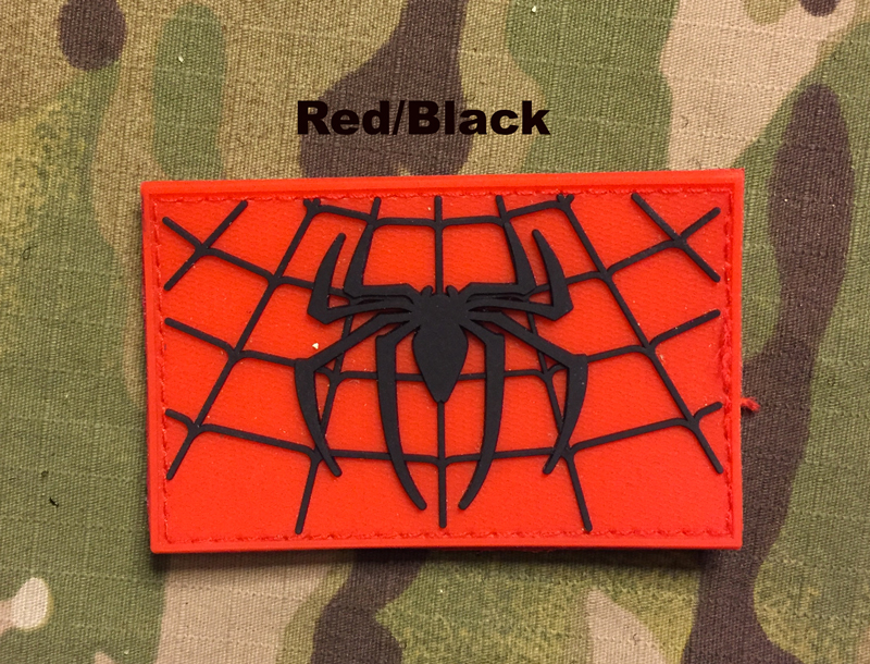 YJPF Superior Spiderman PVC Patch