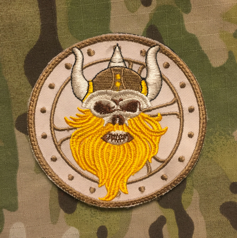 LaPatcheria Viking ODA Patch