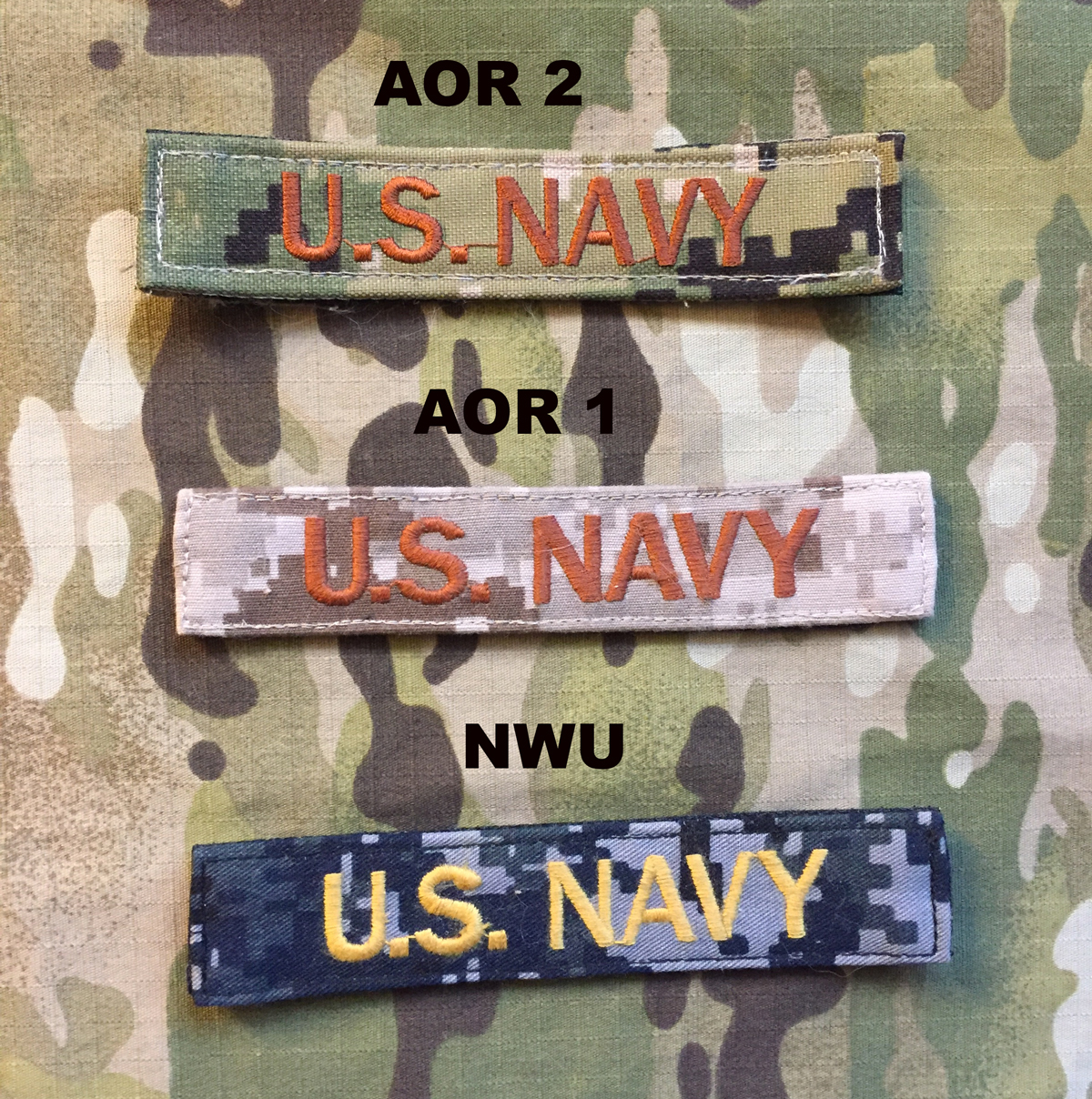 LaPatcheria US.NAVY Tape Patch
