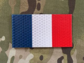 JTG France Flag INFRA Patch - nášivka