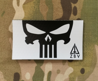 JTG Punisher Infra Patch - nášivka
