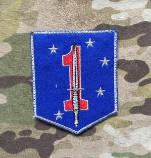 LaPatcheria 1st MSOB Marsoc Patch