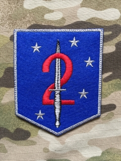 LaPatcheria 2st MSOB Marsoc Patch