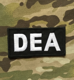 LaPatcheria DEA Callsight Patch