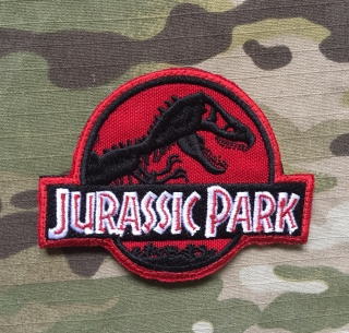 LaPatcheria Jurassic Park T-Rex Patch