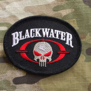 Blackwater Punisher Patch