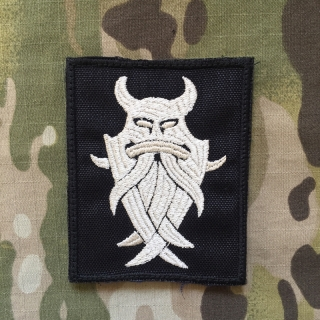 LaPatcheria Odin Valhalla God Viking Patch - nášivka