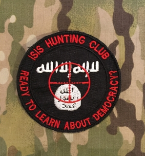 LaPatcheria ISIS Hunting Club Patch