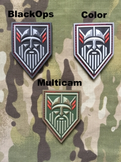 JTG ODIN PVC Patch