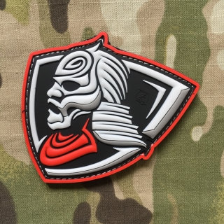 JTG Lone Warrior PVC Patch - nášivka