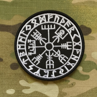 Vegvisir Viking Compass Patch ver.1 - nášivka