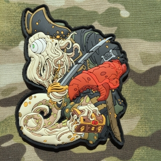 MoralPatches TACTICAL CHAMELEON LEGION PIRATE CHAM OPERATOR  PVC Patch