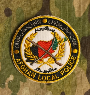 LaPatcheria Afghan Local Police Patch