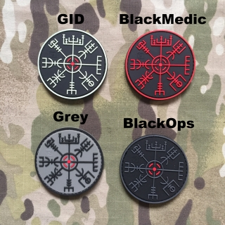 JTG Vegvisir Viking Compas PVC Patch