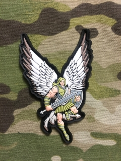 MoralPatches Archangel PVC Patch - nášivka
