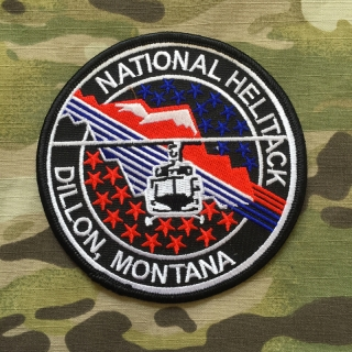 911Patches Dillion National Helitack Patch - nášivka