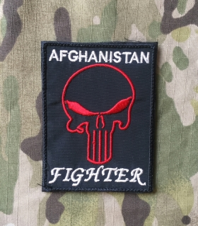 LaPatcheria Afganistan Fighter Patch