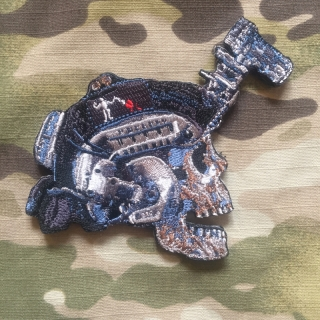 MoralPatches Opskulls - Right Patch - nášivka