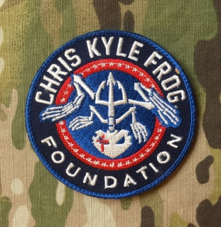 LaPatcheria Chris Kyle Frog Foundation Patch