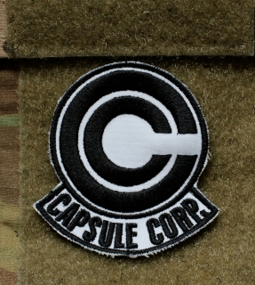 LaPatcheria Capsule Corp Patch