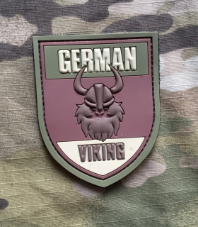 101inc Viking German PVC Patch - Multicam - nášivka
