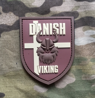 101inc Viking Danish PVC Patch - nášivka