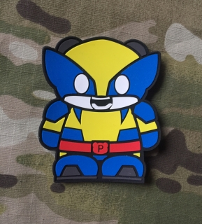 EPIC PANDA Pandarine PVC Patch