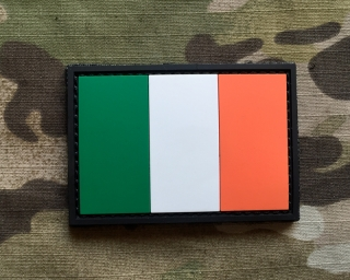 101inc Ireland Flag PVC Patch - nášivka