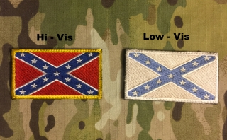 LaPatcheria Confederate Flag Patch