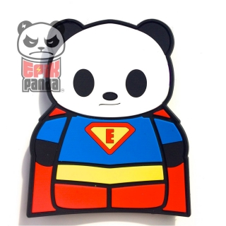 EPIC PANDA Hero PVC Patch