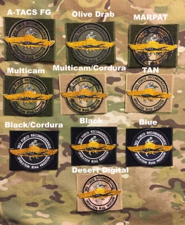YJPF 3rd Force Reconnaissance Operation Iraq Freedom Patch