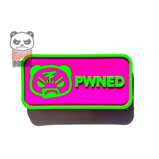 EPIC PANDA PWNED PVC Patch