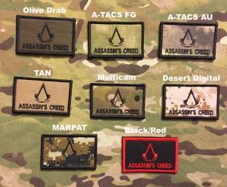 YJPF ASSASSINS CREED Patch