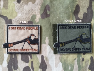 YJPF DEVGRU Sniper Team Patch
