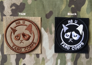 YJPF H8 U Tard Corps Patch