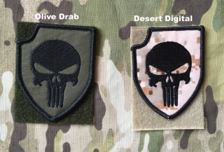 YJPF Act of Valor Punisher Patch