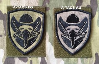 YJPF Metal of Honor GUNFIGHTERS Patch