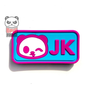 EPIC PANDA JK PVC Patch