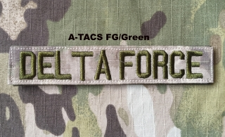 YJPF DELTA FORCE Tape Patch