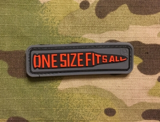 JTG 7.62 One Size Fits All PVC Patch